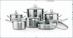 12pcs JUMBO cookware set