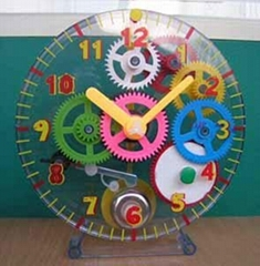 educational toys clocks ,assembly toys clocks for child