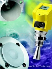 VEGA switching and pressure instrumentation