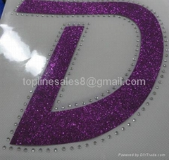 Rhinestone&Glitter Transfer