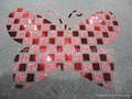 Laser cut glitter Transfer