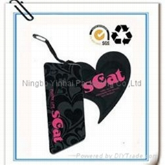 eco-friendly personalized high quality hang tags