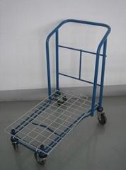 Arrange cart