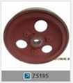 Flywheel,Diesel engine flywheel,Air-cooled flywheel,Water-cooled flywheel