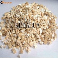 Si  er and golden vermiculite