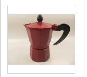 aluminium coffee maker