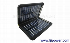 The real thing flip solar charger