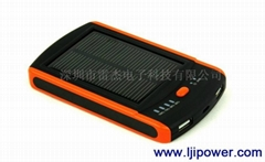 The real thing solar charger double USB