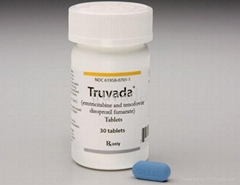 HIV TREATMENT TABLET TRUVADA