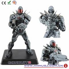 fighting robot figure