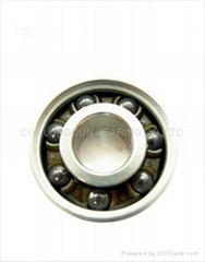 hybrid ceramic ball bearings