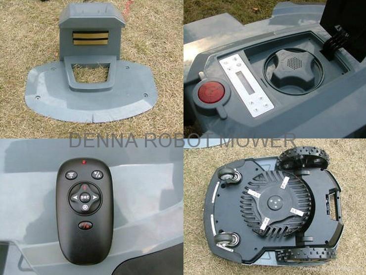 Newest Denna robot mower L600p with CE/EMC/ROHS 5