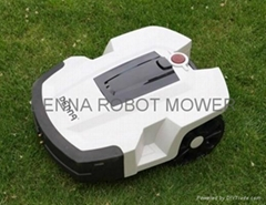 Remote control lawn mower with Lead