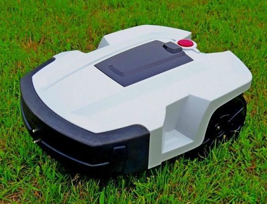 锂电池遥控割草机 4