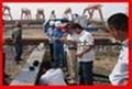 自動循環回收式列環保噴砂機 2