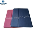 Leather case for iPad2/3 with PU material