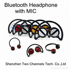 Bluetooth Headphone Headset with MIC