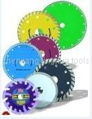 Turbo-Cutting/Diamond Blade/Saw Blade