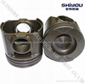 Excavator Engine Piston