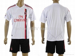 2012 Club Soccer Jerseys , ACmilan INZAGHI #9 , IBRAHIMOVIC #11 , CASSANO #99