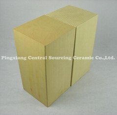 ceramic honeycomb for RTO/RCO