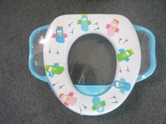 Kids Soft Toilet Seat with Close Front