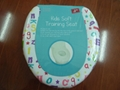 Kids Round Cushioned Soft Toilet Seat -