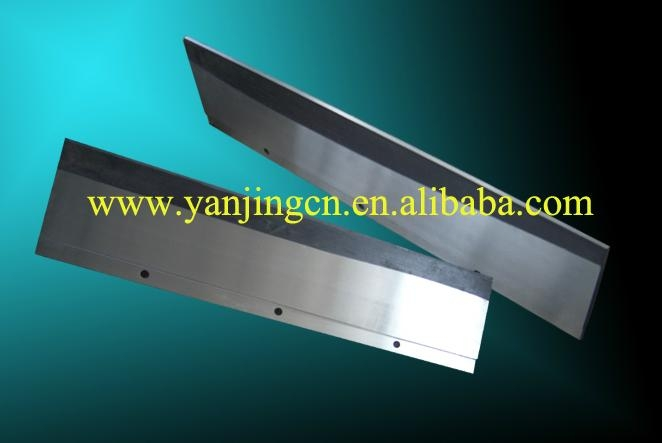 Hot Rolled Steel Plate Shear Blades In Sheet Metal Cutting