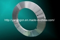 round knives for industrial machines in