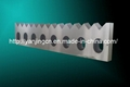 steel bar shear blades for cutting steel