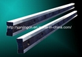 shearing blade for cutting mild steel
