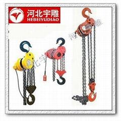 10吨爬架环链电动葫芦