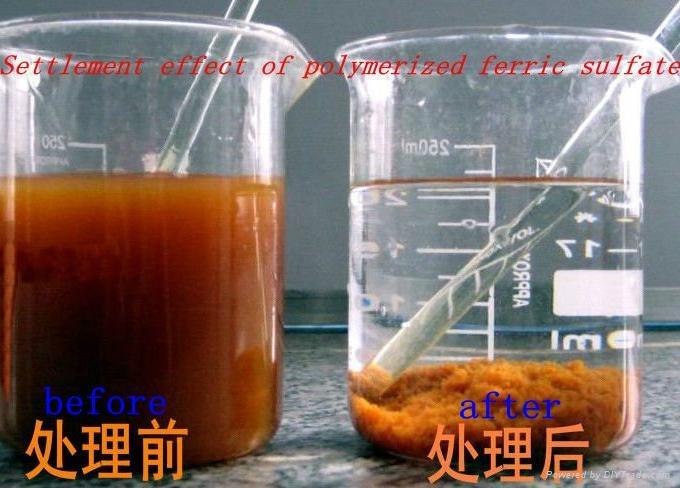 Polymeric Ferric Sulfate 1