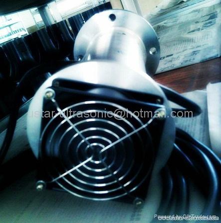 high power ultrasound technology sonochemical processor 1