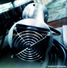 high power ultrasound technology sonochemical processor