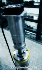 Ultrasonically assisted extraction processor for Biodiesel application