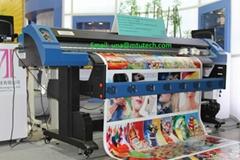 1.8 Eco solvent printer with Epson DX5 printhead