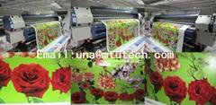 Light-Duty LA Konica KM512 Solvent Printer
