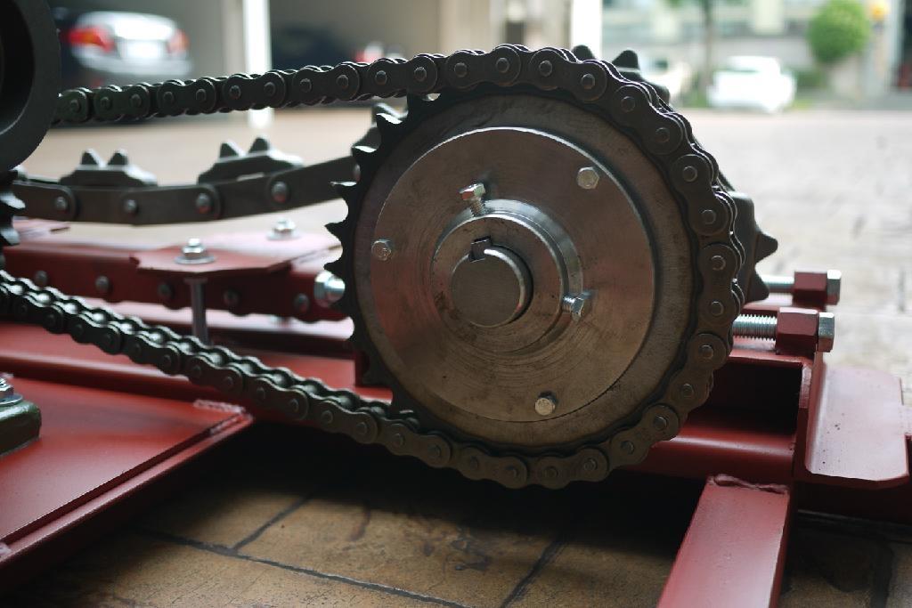 五吨重型传动组 2