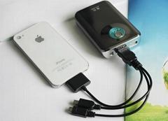 翼鉑IP039手機數碼移動電源