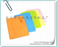 Magic Towel, Environment-Friendly CLoth, Microfiber Towel, PVA Chamois Towel.