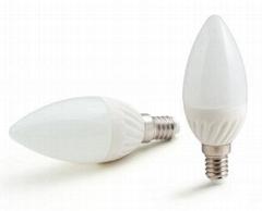 2W E14 LED Candle Bulb