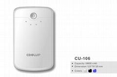 Portable Universal USB Power Banks Power Pack 10600mAh