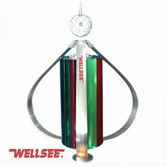 400w wind turbine  WS-WT 400W Wellsee