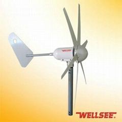 WELLSEE wind turbine WS-WT300W