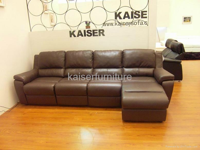 Recliner Sofa With Chaise F06 Kaiser China