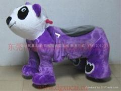 東莞毛絨電動玩具車