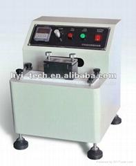Paper Print Abrasion Testing Machine