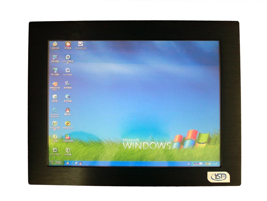 工业平板电脑 触摸屏 人机界面