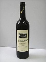 卡罗干红葡萄酒